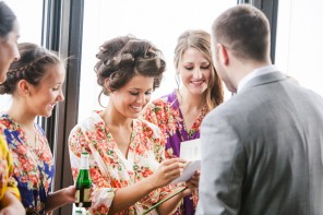 The Devoted Correspondent // Lindsay and Dru's Wedding